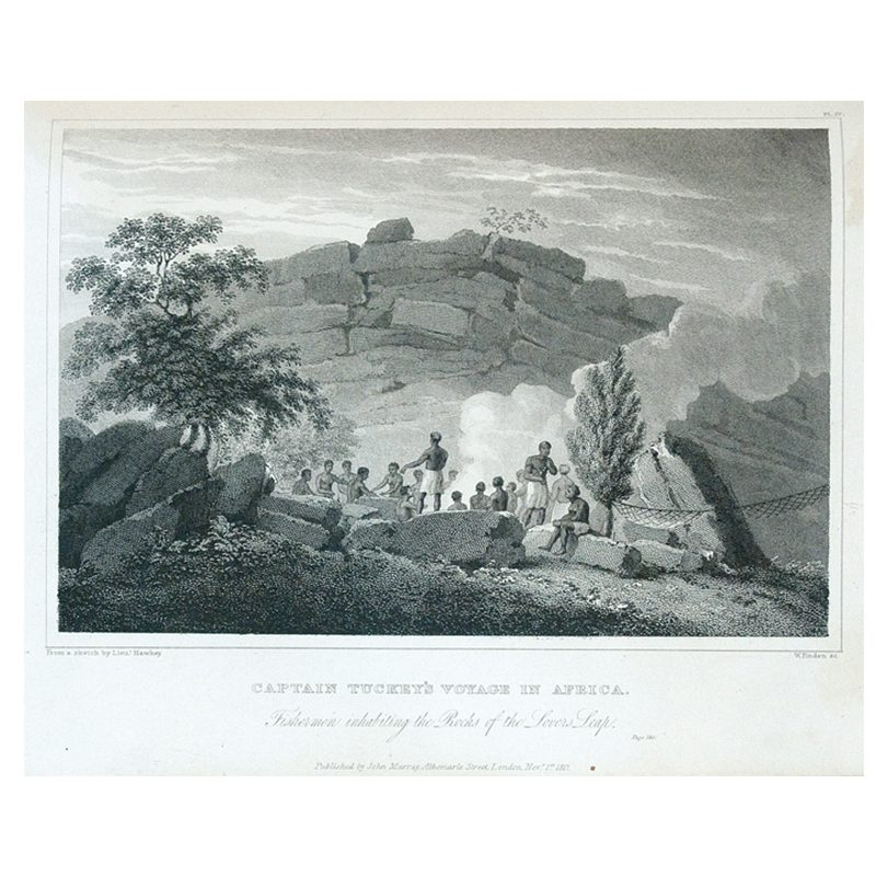 TUCKEY, J. K. Narrative of an Expedition to Explore the River Zaire, usually called the Congo, in South Africa, in 1816