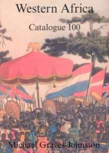 Rare books on West Africa, catalogue 100.