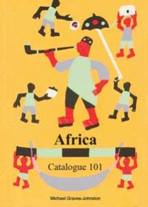 Rare books on Africa, catalogue 101.