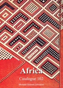 Rare books on Africa, catalogue 102.